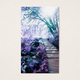 enchanted path business card