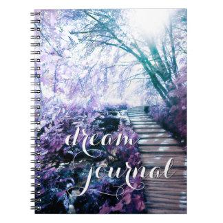 enchanted path dream journal