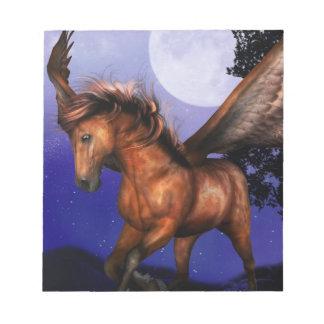 Enchanted Pegasus Notepad