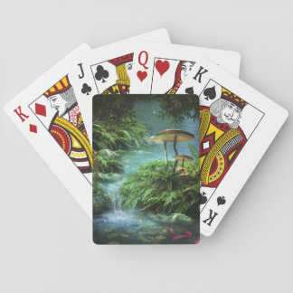 Enchanted Pond Playing Cards