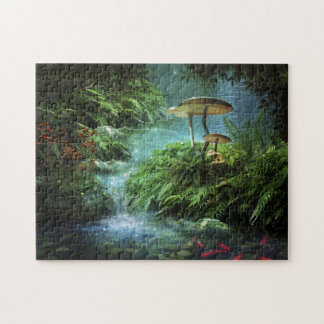 Enchanted Pond Puzzle