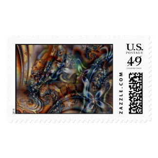Enchanted Postage Stamp