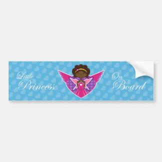 Enchanted Princess Bumper Sticker