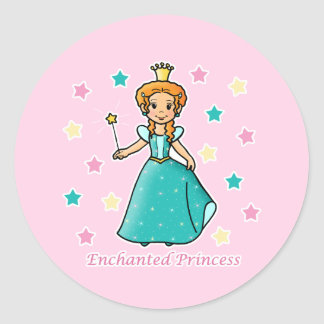 Enchanted Princess Stickers