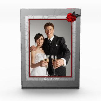 Enchanted Roses Acrylic Award