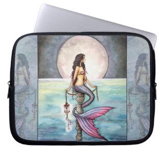Enchanted Sea Mermaid Laptop Sleeve