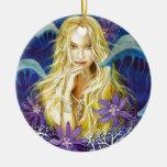 Enchanted Silence Christmas Ornament