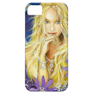 Enchanted Silence iPhone 5 Cases