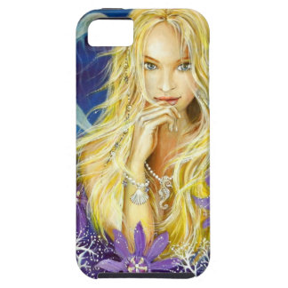 Enchanted Silence iPhone 5 Cover