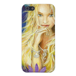 Enchanted Silence iPhone 5 Covers
