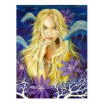 Enchanted Silence Postcard