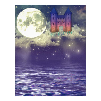 Enchanted Skies Letterhead