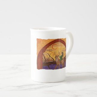 Enchanted Sorcerer Child, Merlin Tea Cup