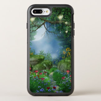 Enchanted Summer Night OtterBox Symmetry iPhone 7 Plus Case