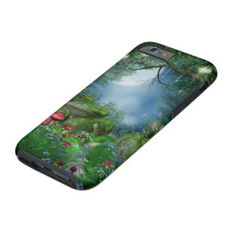 Enchanted Summer Night Tough iPhone 6 Case