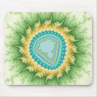 Enchanted Sun - Fractal Mousepad