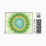 Enchanted Sun - Fractal Stamp