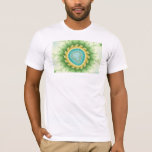Enchanted Sun - Fractal T-Shirt