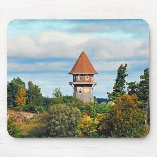 Enchanted Tower Mousepad