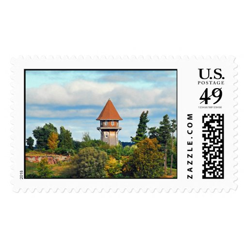 Enchanted Tower Postage