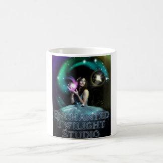 Enchanted Twilight Studio Fantasy Logo Mug