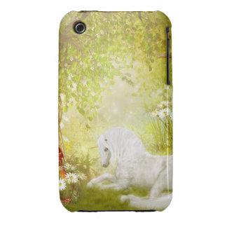 Enchanted Unicorn Forest Magical Kingdom Fantasy Case-Mate iPhone 3 Case