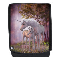 Enchanted Unicorns Boldface Backpack