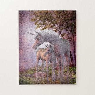 Enchanted Unicorns Puzzle