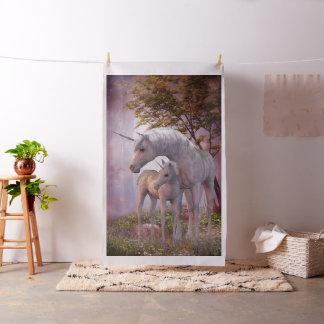 Enchanted Unicorns Tapestry Fabric
