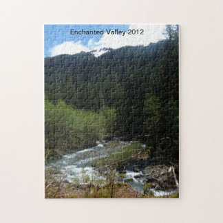 Enchanted Valley Puzzle