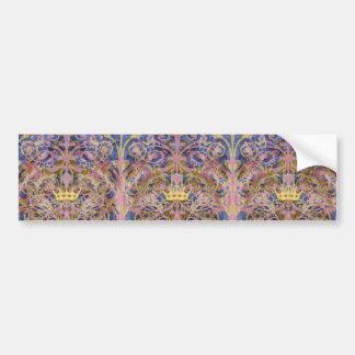Enchanted Wedding Bumper Stickers