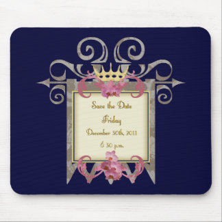 Enchanted Wedding Mouse Pad
