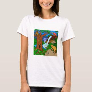 Enchanted Women's T-Shirt (3x)