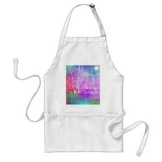 Enchanted Wood Adult Apron