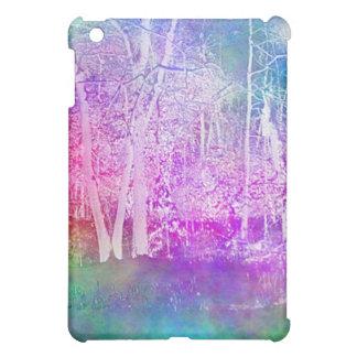 Enchanted Wood iPad Mini Covers