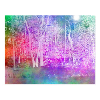 Enchanted Wood Post Cards