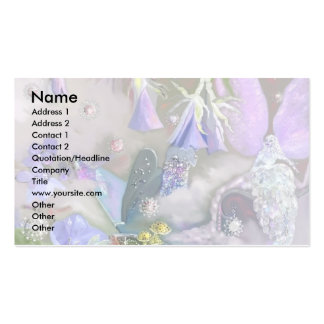 Enchanted World! Double-Sided Standard Business Cards (Pack Of 100)