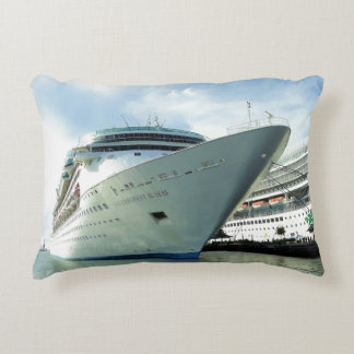 Enchanting Bow Decorative Pillow