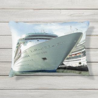 Enchanting Bow Outdoor Pillow