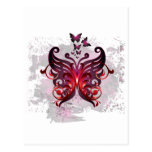 ENCHANTING-BUTTERFLY POST CARD