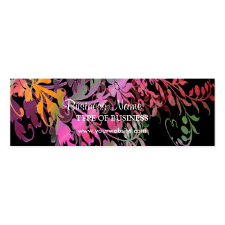 Enchanting Flowers Business Card