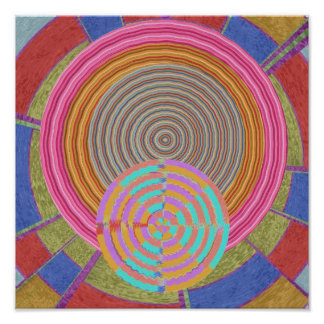 Enchanting Series - Art101 Graphic Flying Discs Posters