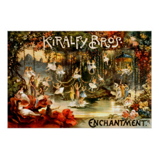 Enchantment 1886 poster