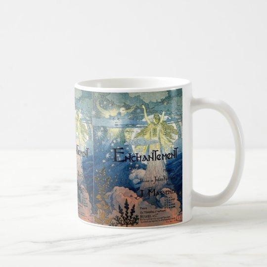 Enchantment Art Nouveau Coffee Mug