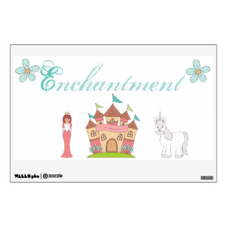 Enchantment Girls Wall Sticker