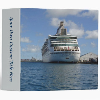 Enchantment Stern Custom 3 Ring Binder