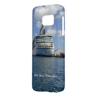 Enchantment Stern in Nassau Samsung Galaxy S7 Case