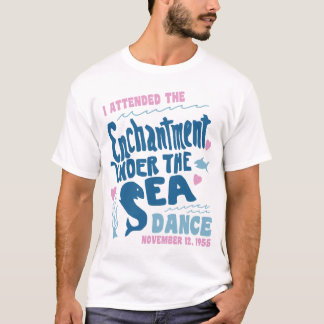 Enchantment under the sea dance 1955 T-Shirt