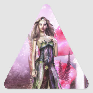 Enchantments Triangle Sticker