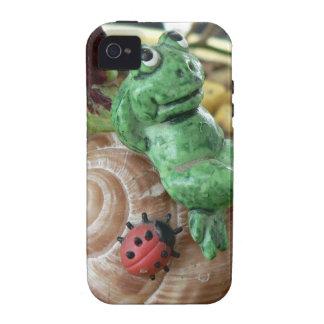 enchating decoration FROG iPhone 4 Case
